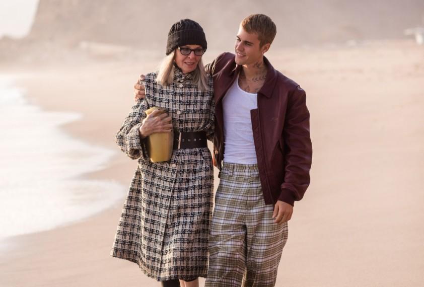 Oscar winner Diane Keaton Found Justin Bieber 'Friendly, Open, Loose And Unique'